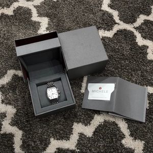 Michele Releve Chronograph Watch
